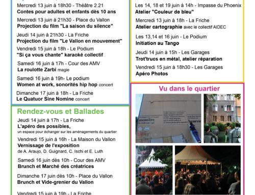 Newsletter ÔVallon semaine 2!