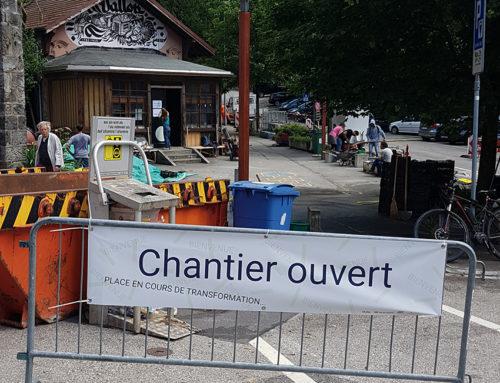 Transformons la place du Vallon, le weekend du 15 et 16 juin!