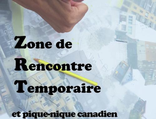 OUVERTURE DE LA ZONE DE RENCONTRE TEMPORAIRE PLACE DU VALLON!